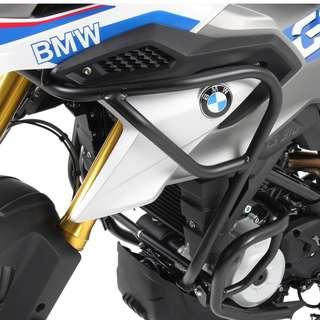 Hepco & Becker Upper & Lower Crashbar for BMW G310 GS (w/installation)