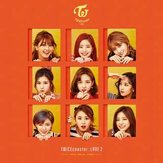 TWICE LANE 2 ALBUM