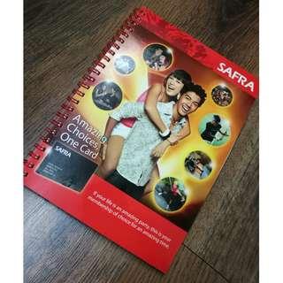 Safra Sketch Book