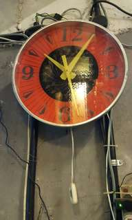 Vintage wall clock wide range , $60 To $200