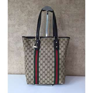 GUCCI 162899 MEDIUM TOTE BAG
