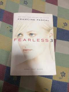 Fearless 3 by Francine Pascal