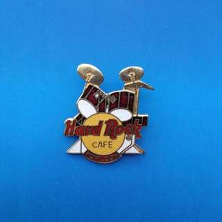 Hard Rock Cafe Pin