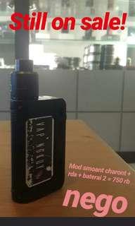 Mod smoant charon paket ngebul