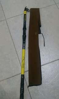 魚竿 投竿 3米