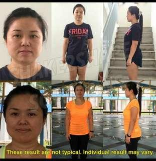 7 days transformation