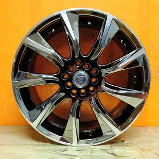 17inch RIM AD CHROME VW POLO WISH CALDINA PRIUS SIENTA