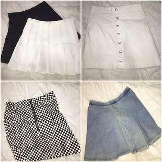 skirts !!