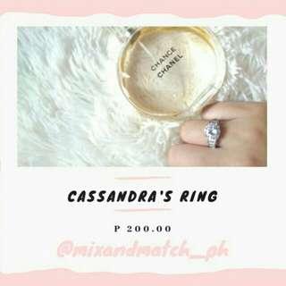 🌸MnM #1: Cassandra's Ring