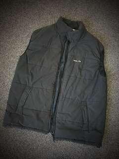 FILA sleeveless puffer jacket
