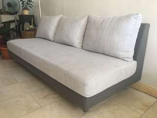 3-Seater Couch (gray)