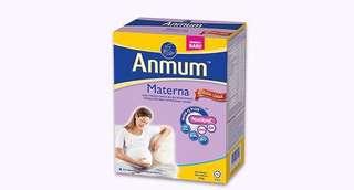 Anmum Materna 650g Vanilla