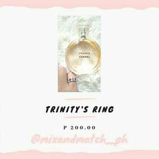 🌸MnM #2: Trinity's Ring
