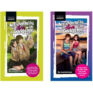 Accidentally in love with the Gangster(Books 1 and 2)