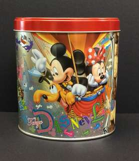 Disney Chocolate Metal Box