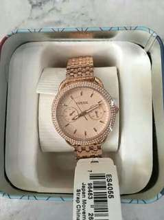 Fossil watch/jam tangan authentic 1000%