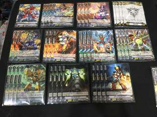 Vanguard Nova Grappler Budget Deck