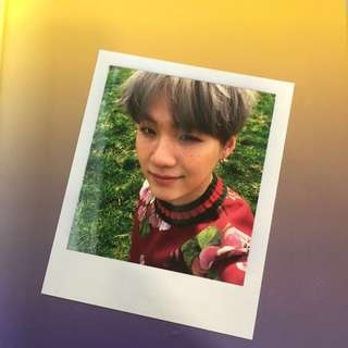 WTB Suga Young Forever photocard