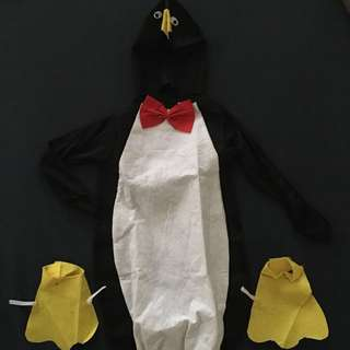 Penguin Costume for Toddlers (92-104cm height)
