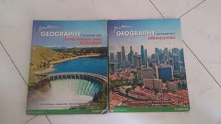 All About Geography Lower Sec Textbooks