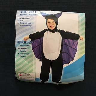 Little Bat Costume for Infants (80-92cm height)