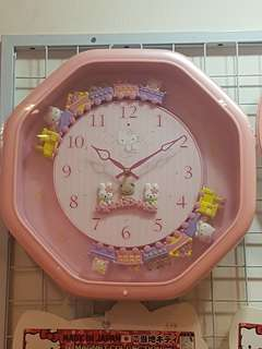 Made in jpn sanrio clock