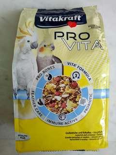 Vitakraft Provita for Cockatoos and Cockatiels