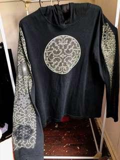 Sacred Geometry Psychedelic Hoodie