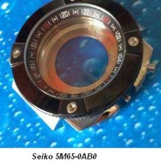 Seiko 5M65-0AB0 NOS case