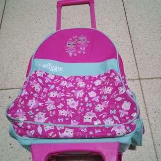 Pre-loved Smiggles Trolley Bag