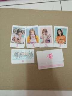 Twice shibuya 109 photocard