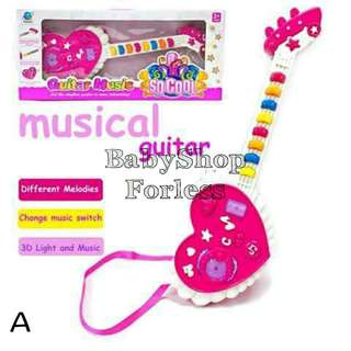 Guitar Musical Toy - A