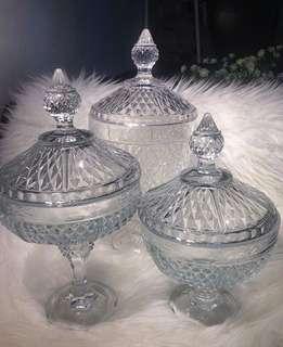 canister diamond jar