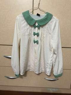 🚚 學院風襯衫