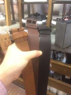 Pull&bear belts