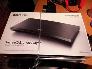 全新Samsung HD 4K blu ray player