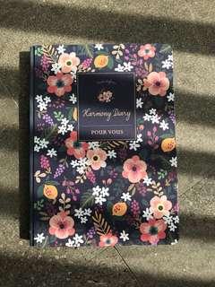 Harmony Diary by Mo Yu