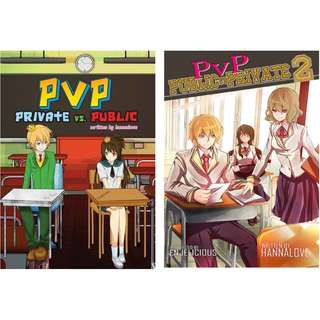 Public vs. Private(Book 1 and 2)