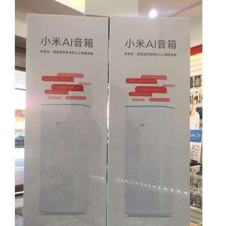 可台中店面面交 當天出貨 2018年產 台灣現貨 小米原廠 智能 音響 小愛同學 藍芽喇叭