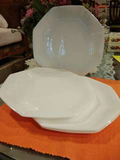 Arcopal dinner plates