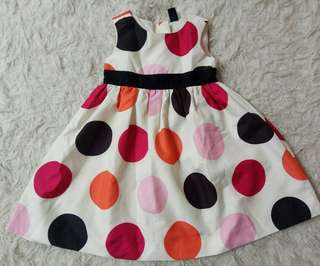 BABY GAP DRESS ANAK MADE IN VIETNAM