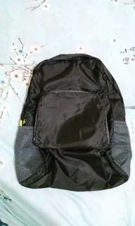 *Foldable Backpack