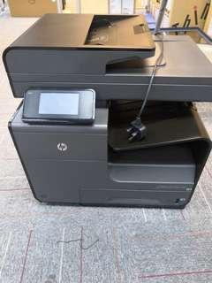 HP Officejet Pro X476dw 多功能雙面 打印機 Prunter