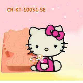 Kitty Silicone Mould