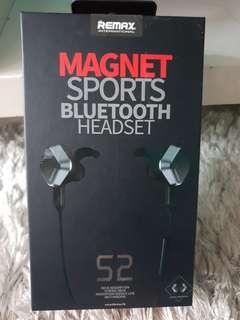 Remax s2 headset