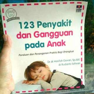 50% SALE - Buku 1,2,3 Gangguan Penyakit Pada Anak