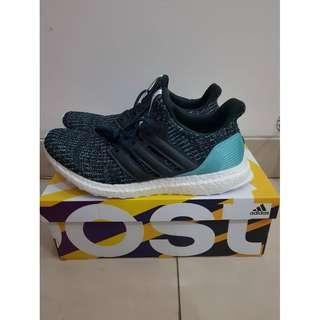 "Adidas Ultraboost X Parley 4.0 ""Carbon"" Original"