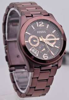 ⭐️⭐️⭐️$1250 🎉 。 店 主 推 介 。 🎉 🔴Fossil 女裝鋼帶錶