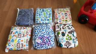 Cloth Diaper / Lampin Kain