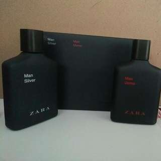 Zara Man Parfum Night Collection